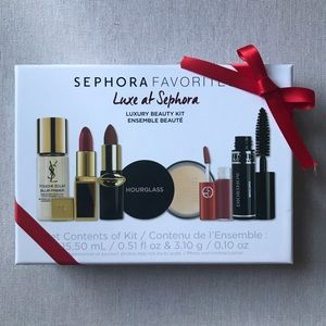 Sephora Favorites- Luxe At Sephora